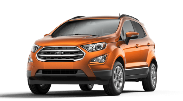 2020 Ford EcoSport SE Crossover near Charleston, SC